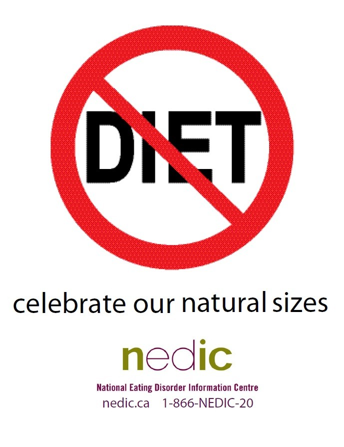 International No Diet Day tomorrow...